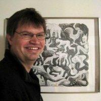 Portrait of Eric Nichols