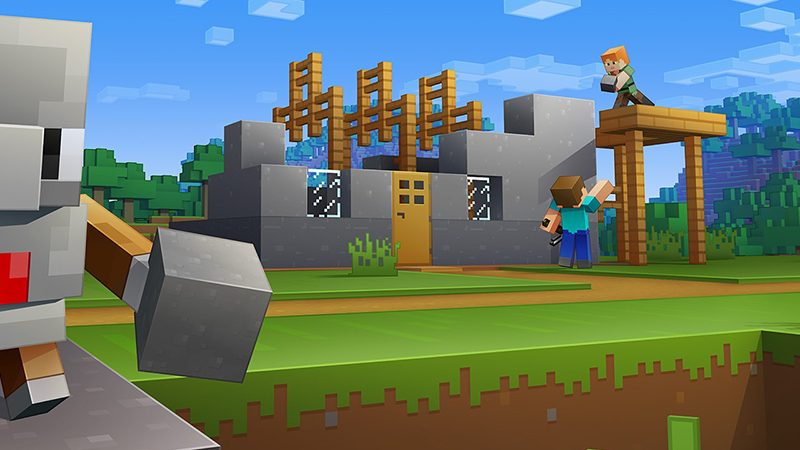 Map New York Minecraft Xbox.Makecode For Minecraft Makes Learning To Code Super Fun
