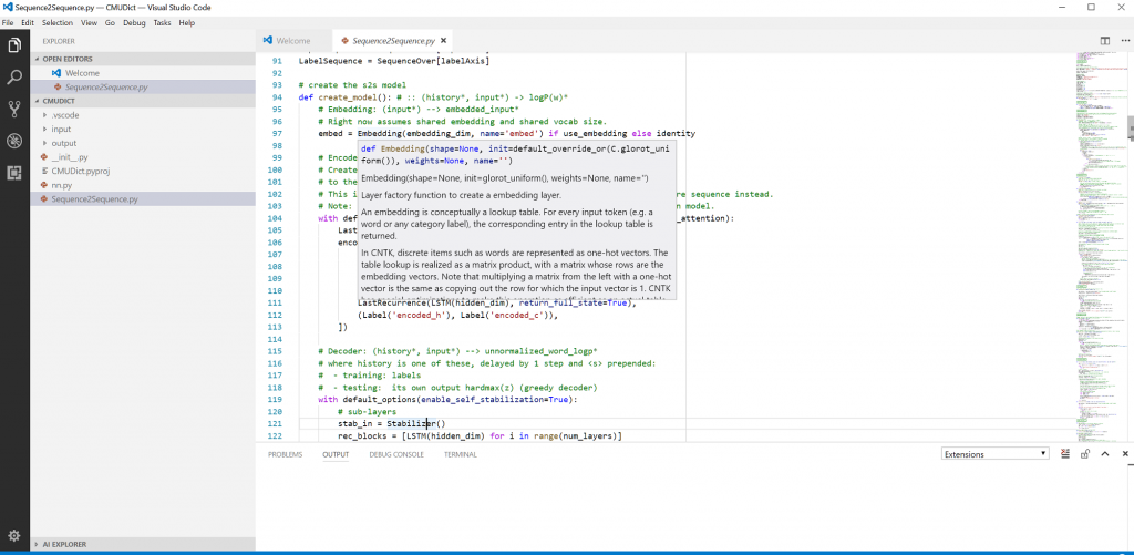 learn how to code visual studio