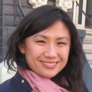 Portrait of Irene Zhang