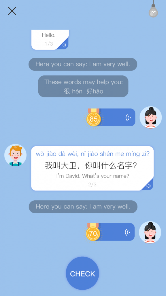 Microsoft's AI-powered app can help you learn Chinese