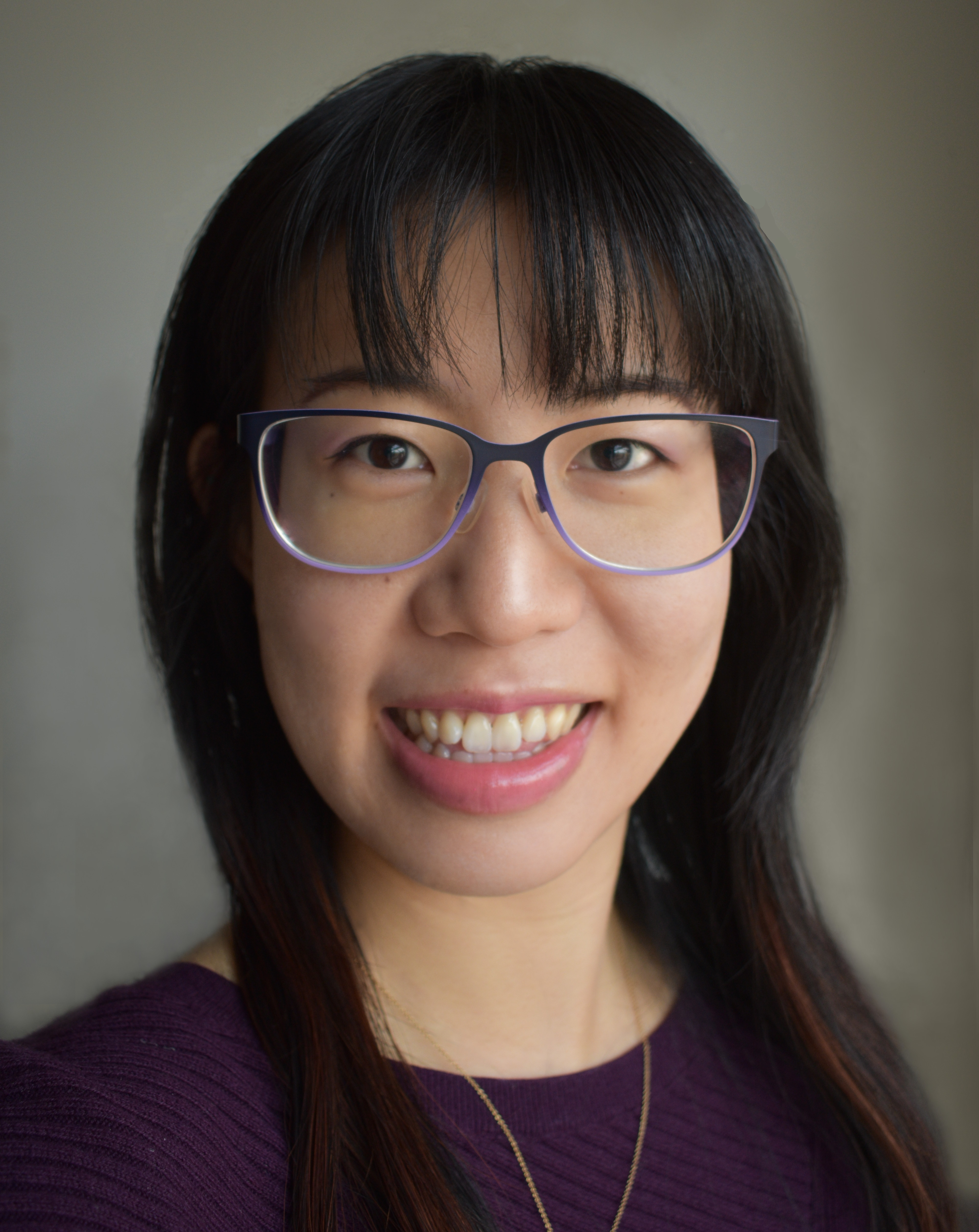 Portrait of Wendy Tay