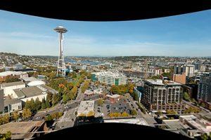 The Seattle Gigapixel Art Zoom