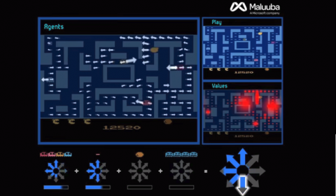 Divide and conquer: How Microsoft researchers used AI to master Ms. Pac-Man