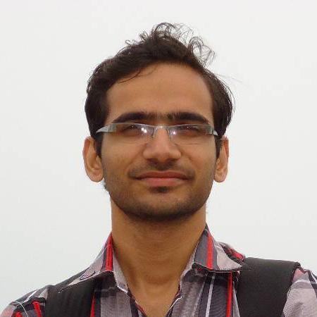 Portrait of Deepak Vasisht