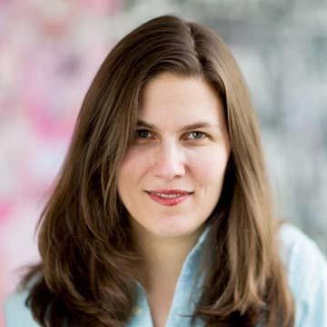 Portrait of Karin Strauss