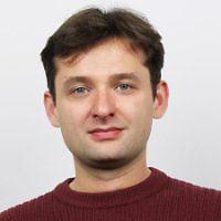 Portrait of Konstantin Makarychev