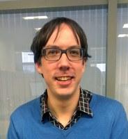 Portrait of Adam Funnell