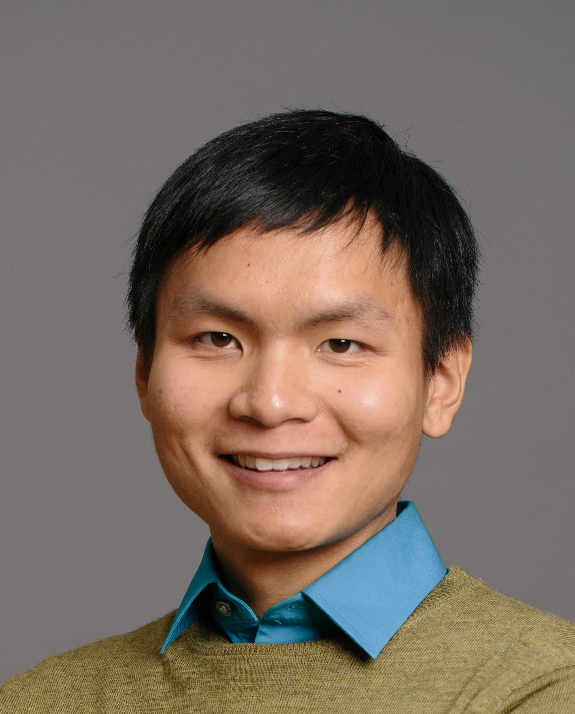 Portrait of Greg Yang