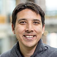 Portrait of Chris Takahashi