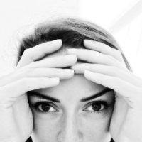 Portrait of Cristina Sirbu
