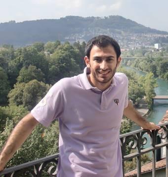 Portrait of Hussein Kassir