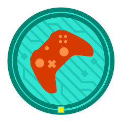 icon of game controller