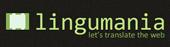 Lingumania logo
