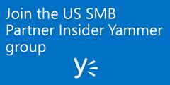 US SMB Partner Insider Yammer group
