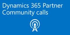 CTA - Dynamics 365 community calls