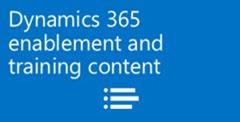 CTA - Dynamics 365 enablement