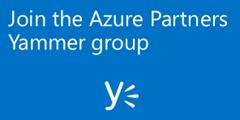 Azure Partner Community Yammer group