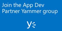 app-dev-yammer-group