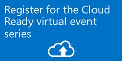 Cloud Ready virtual events