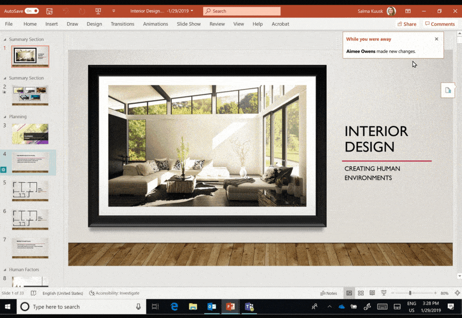 5 time-saving tips for PowerPoint in Office 365 - Microsoft