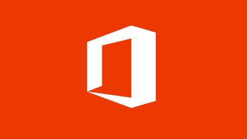Icono de la aplicación de Office