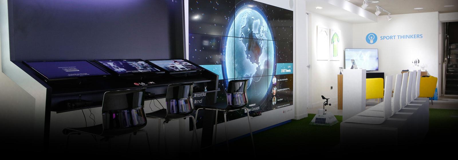 Centro de Innovación: Visita el Global Sports Innovation Center