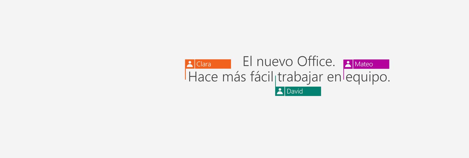 Compra Office 365 y obtén las nuevas aplicaciones el 2016.