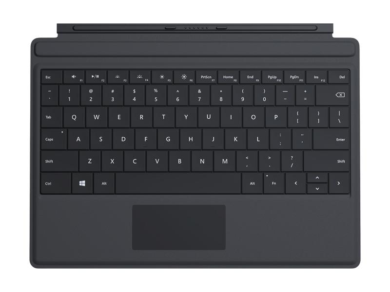 Funda con teclado para Surface3