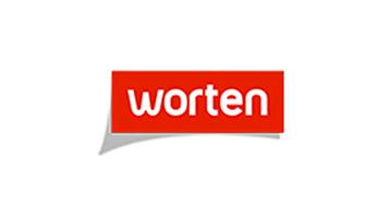 Logotipo de Worten