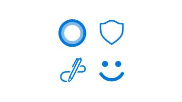 Icono de características