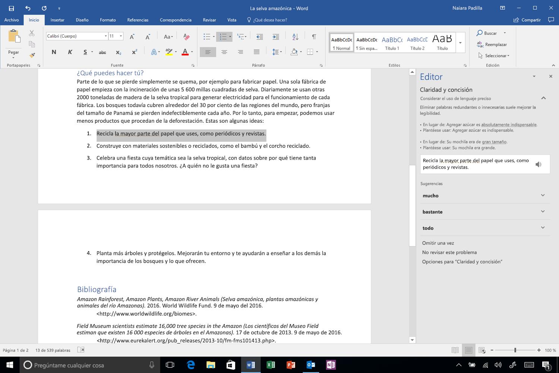 Novedades de febrero para Office 365: nuevos servicios inteligentes ...