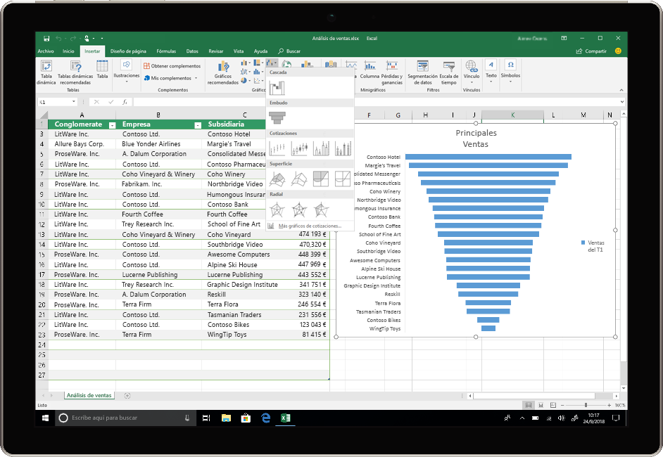 Lo Que Es La Última Versión De Excel Para Mac Office-2019-2-1