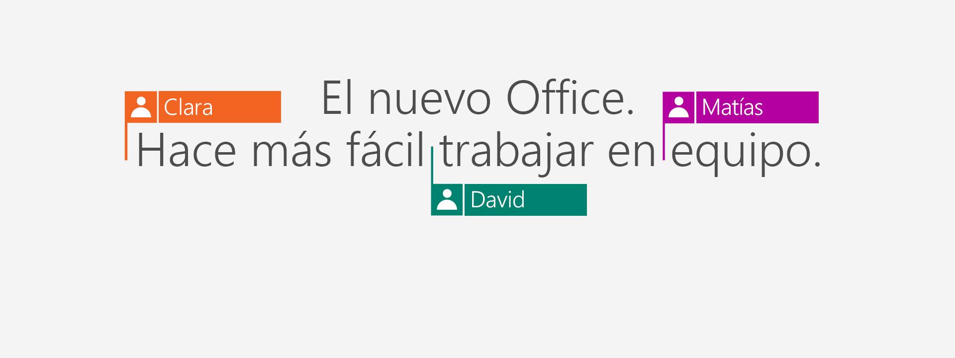 Compra Office 365 y obtén las nuevas aplicaciones de 2016