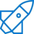 Icono de una nave espacial