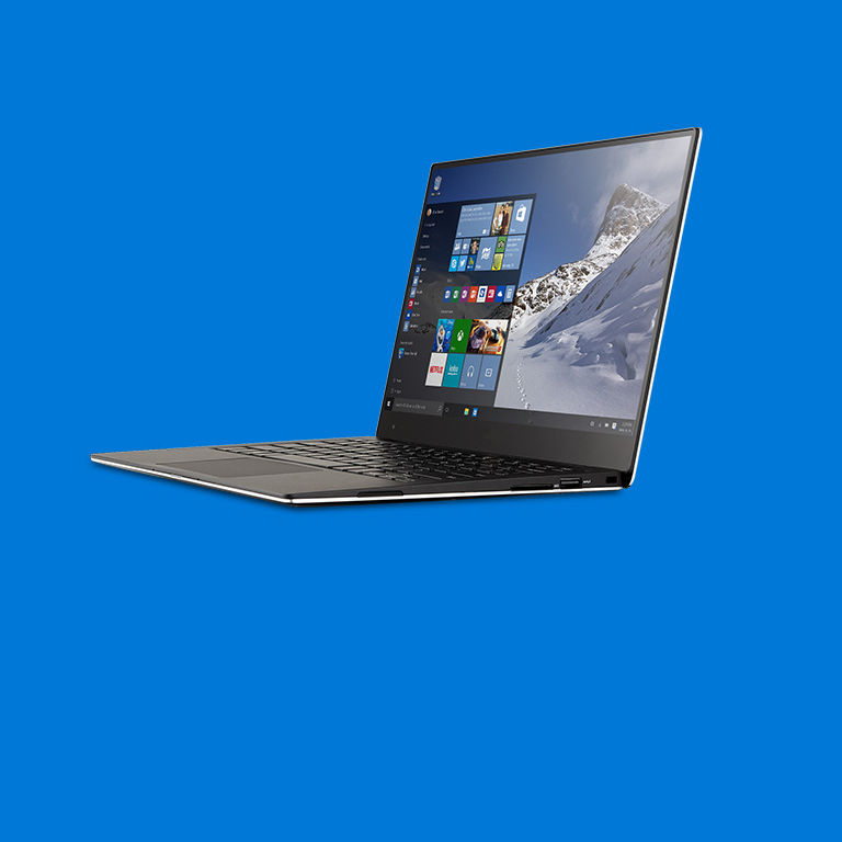 Windows 10 tulee. Lue lisää.