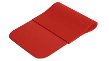 Porte-stylet pour Surface (rouge clair)