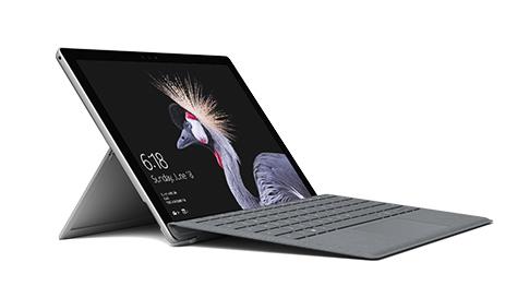 Surface Pro en Mode ordinateur portable