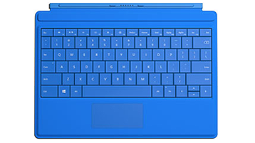 Surface 3 Type Cover (BrightBlue)