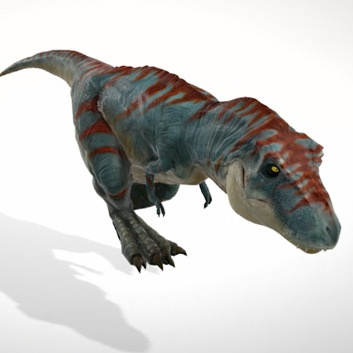 Dinosaure3D