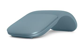 Souris Surface Arc Mouse couleur Turquoise