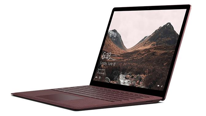 SurfaceLaptop