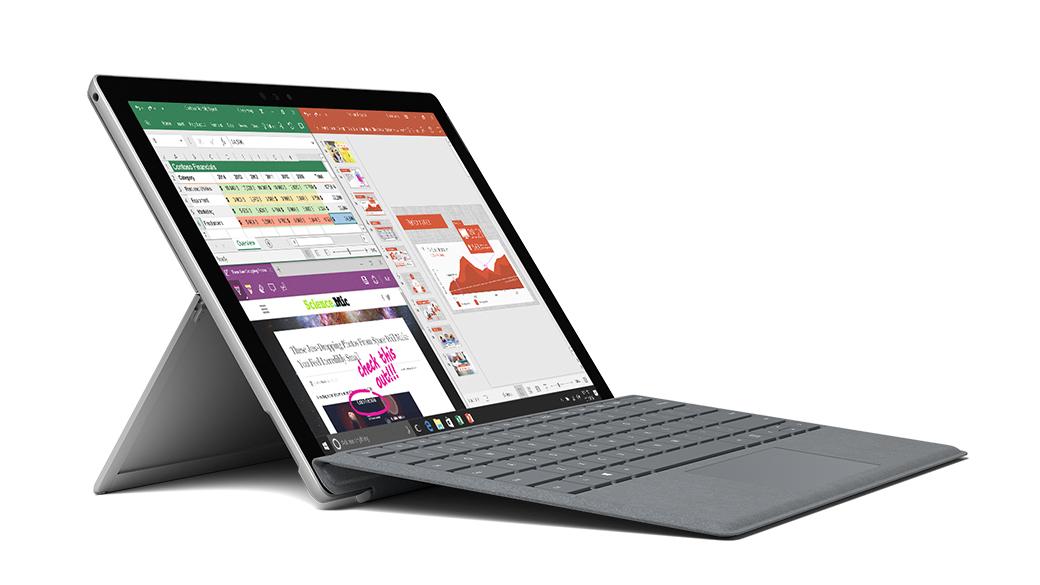 Image de l'interface utilisateur du programme Microsoft Office