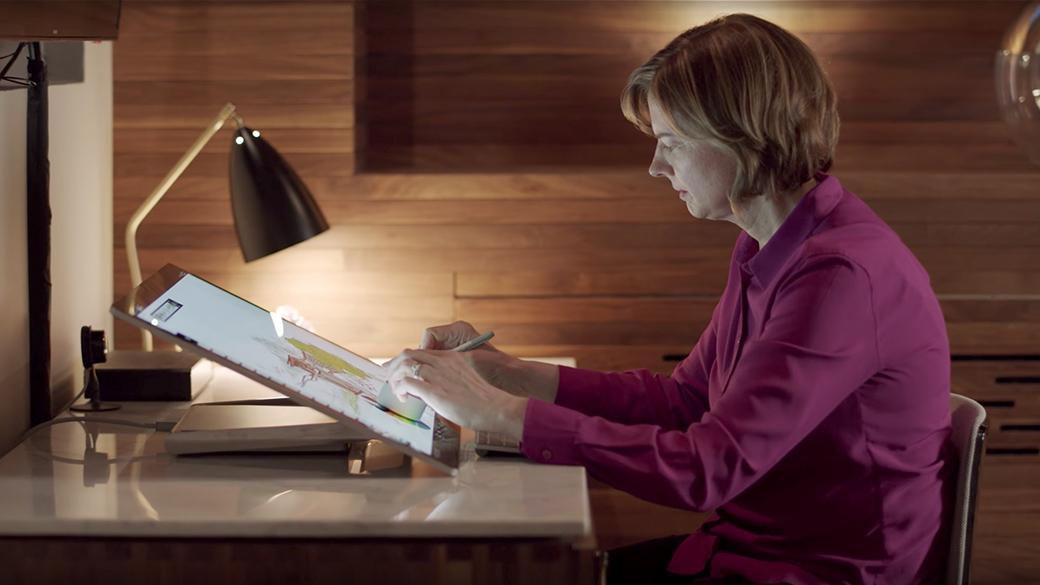 Partenaires d'application utilisant Surface Studio avec Surface Dial