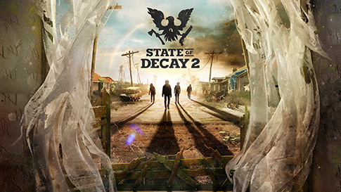 Écran du jeu State of Decay2