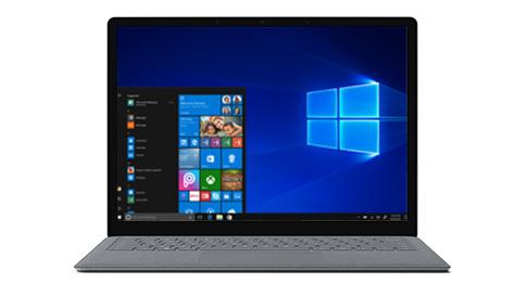 SurfaceLondon avec Windows10S