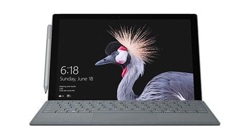 SurfacePro4 avec Windows10Professionnel