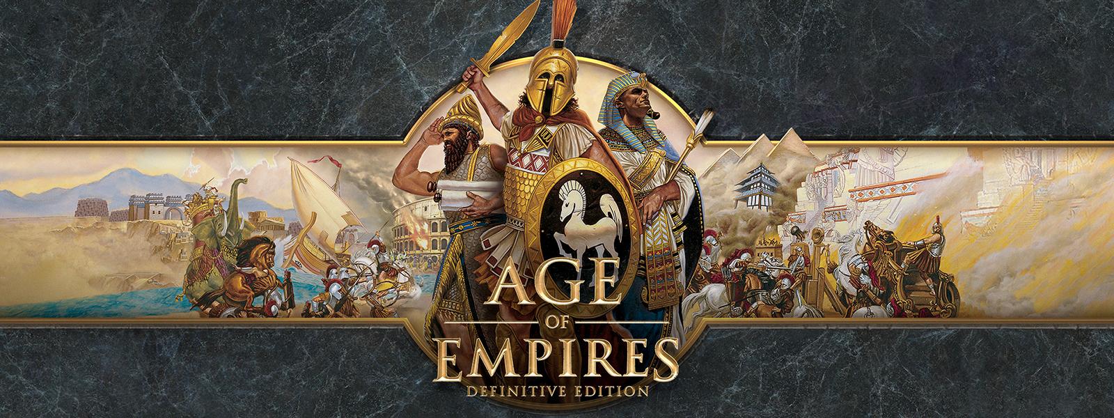 Age of Empires édition définitive