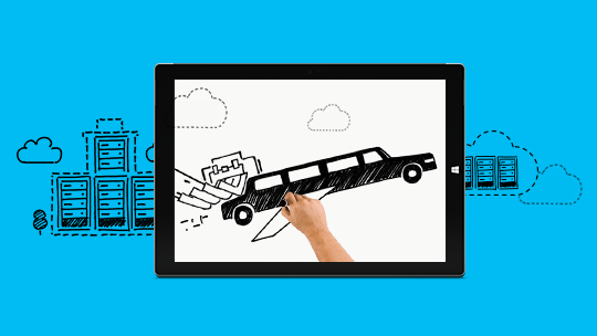 Connectez votre centre de données au Cloud à l'aide de Microsoft Azure.