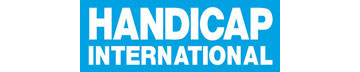 Logo de l'association Handicap international